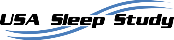 USA SLEEP STUDY Logo